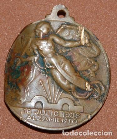 MEDALLA MILITAR AL MERITO EN CAMPAÑA GUERRA CIVIL 1.939/ Nº 2 (Militar - Medallas Españolas Originales )
