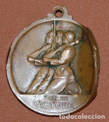 Militaria: MEDALLA MILITAR AL MERITO EN CAMPAÑA GUERRA CIVIL 1.939/ nº 2 - Foto 2 - 134518502