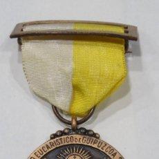 Militaria: MEDALLA CONGRESO EUCARÍSTICO DE GUIPUZCOA-SAN SEBASTIÁN. 1946. Lote 134630222