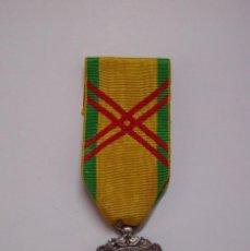 Militaria: MEDALLA SUFRIMIENTOS POR LA PATRIA PLATA FACI ZARAGOZA. Lote 134830438