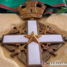 Militaria: ENCOMIENDA DE LA ORDEN AL MERITO DE LA REPÚBLICA ITALIANA.. Lote 134964062