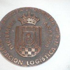 Militaria: MEDALLA AGRUPACIÓN LOGISTICA Nº 4 - AÑO 1990. Lote 135012274