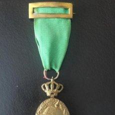 Militaria: MEDALLA MILITAR CAMPAÑA MARRUECOS , ALFONSO XIII . Lote 135223286
