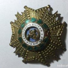 Militaria: MEDALLA MILITAR DE SAN HERMENEGILDO, PREMIO A LA CONSTANCIA MILITAR. EPOCA FRANCISCO FRANCO. Lote 136006874