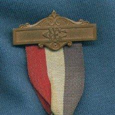 Estados Unidos de América. USA. Medalla del Cuerpo Auxiliar Femenino. 1883. No oficial.