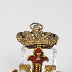Militaria: RARA ORDEN DE CONSTANTINO DE SAN JORGE ITALIA. Lote 136752690