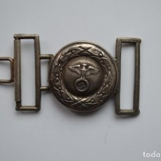 Militaria: WWII THE GERMAN BUCKLE DLV RLB. Lote 137161754