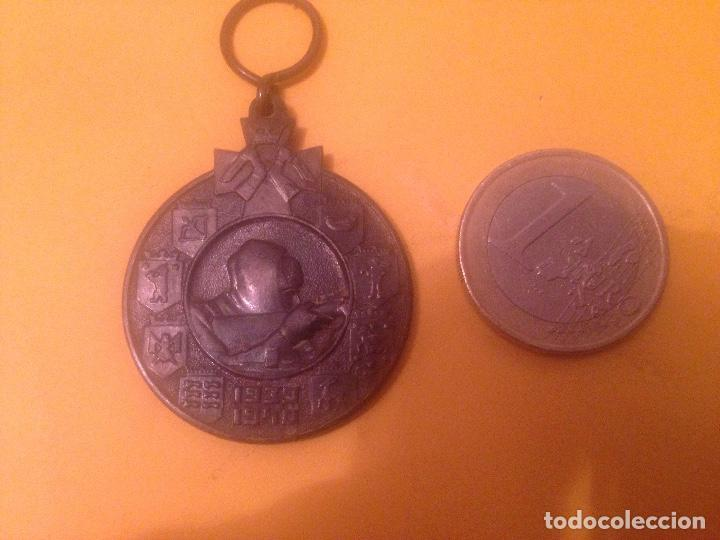 MEDALLA MILITAR 1939 1940 (Militar - Medallas Extranjeras Originales)