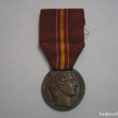 Militaria: MEDALLA ITALIANA GUERRA CIVIL CTV ORIGINAL-GUERRA CIVIL 1936/1939. Lote 138004110