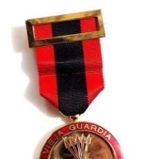 Militaria: MEDALLA DE LA VIEJA GUARDIA . F.E. DE LAS J.O.N.S.. Lote 138650934