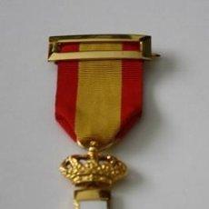 Militaria: 23, CONDECORACION DE LA MARINA ESPAÑOLA EN LATON Y PORCELANA . Lote 138761930