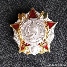 Militaria: PLACA DE LA ÓRDEN DE ALEXANDER NEVSKI. ÉPOCA SOVIÉTICA.. Lote 138859166
