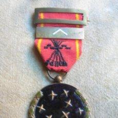 Militaria: MEDALLA FRANQUISTA DE LA VIEJA GUARDIA FALANGISTA. PRIMERA LINEA. AÑO 1934. JERARCA DE FALANGE.. Lote 139010182