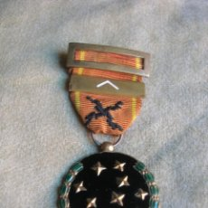 Militaria: MEDALLA FRANQUISTA DE LA VIEJA GUARDIA. REQUETES. PRIMERA LINEA. AÑO 1933. JERARCA. FALANGE. Lote 139132614