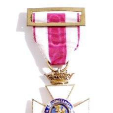 Militaria: MEDALLA CRUZ DE SAN HERMENEGILDO. Lote 139187278
