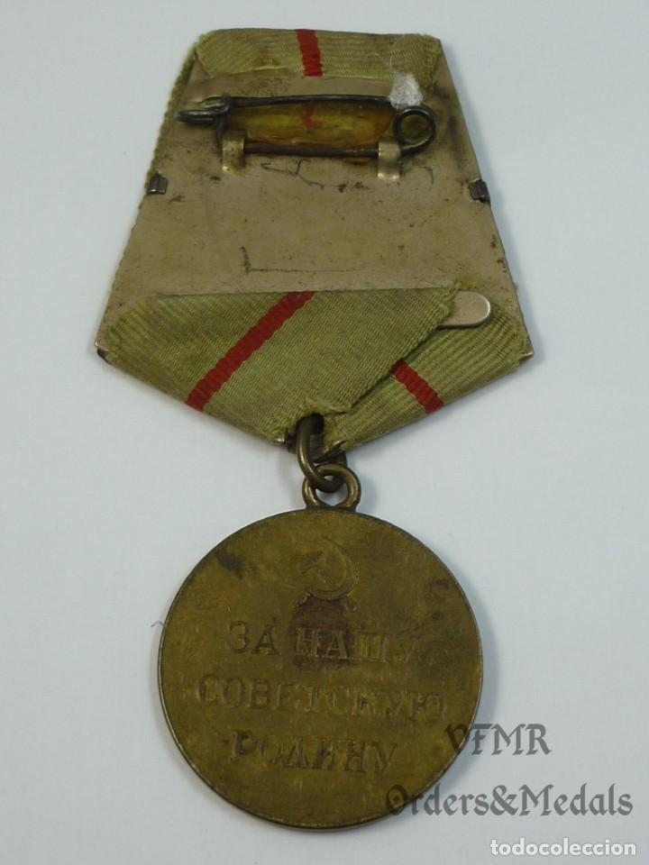 Militaria: URSS - Medalla de la defensa de Stalingrado - Foto 2 - 139557990