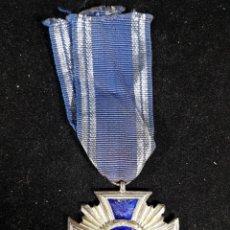 Militaria: MEDALLA DE 15 AÑOS EN EL NSDAP. Lote 139923916