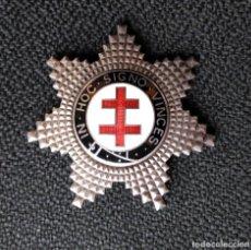 Militaria: POLONIA. PLACA DE PECHO DE ÓRDEN DE LA CRUZ DE JAGELLÓN.. Lote 140095326