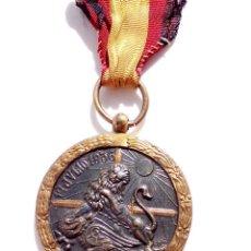 Militaria: MEDALLA DE LA CAMPAÑA DE LA GRERRA CIVIL - 17 DE JULIO 1936 - MODELO EGAÑA. Lote 140174954