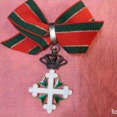 Militaria: MEDALLA INSIGNIA ORDEN DE LOS SANTOS MAURICIO. Lote 140753138
