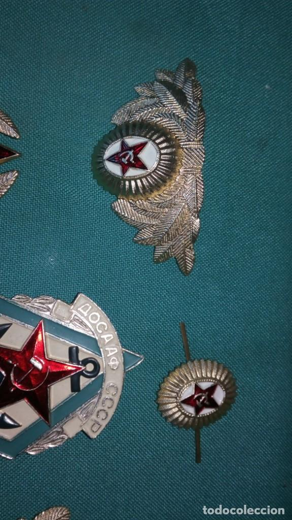 Militaria: Lote 10 insignias CCCP / Lote insiginias Urss / Union Sovietica - Foto 2 - 140899710