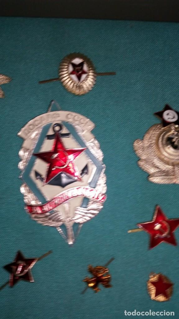 Militaria: Lote 10 insignias CCCP / Lote insiginias Urss / Union Sovietica - Foto 5 - 140899710