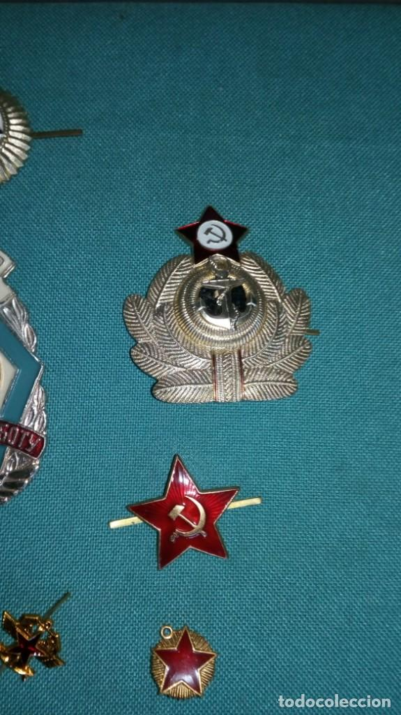 Militaria: Lote 10 insignias CCCP / Lote insiginias Urss / Union Sovietica - Foto 6 - 140899710
