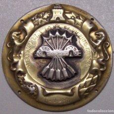 Militaria: MEDALLA COLECTIVA 3º BATALLON FALANGE BURGOS SAN VICENTE HUESCA 6 4 1938. Lote 141104006