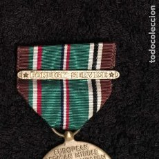 Militaria: MEDALLA USA II GUERRA MUNDIAL. Lote 141352842