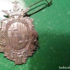 Militaria: MEDALLA A LA APLICACION EX. AYUNTAMIENTO BARCELONA 1920. Lote 141531990