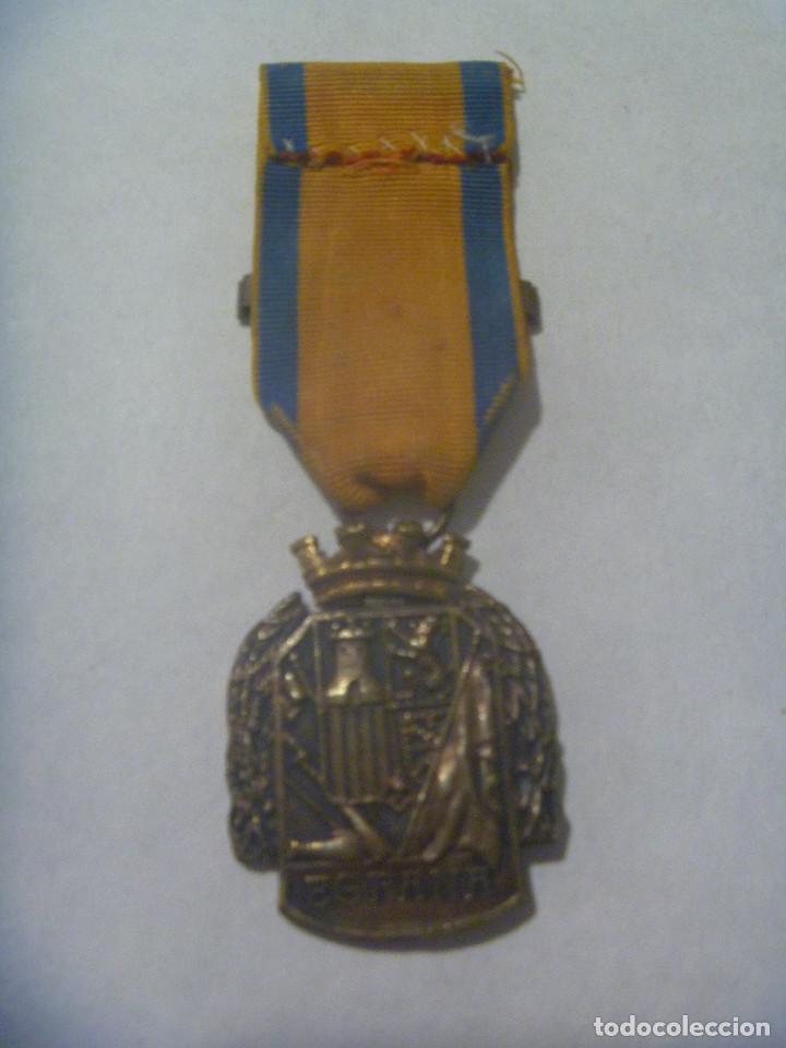 Militaria: REPUBLICA : MEDALLA DE LA PATRIA AL MERITO EN CAMPAÑA , PASADOR DE MARRUECOS - Foto 2 - 141695674