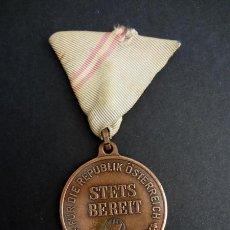 Militaria - Medalla por el servicio militar (Austria) - 142146890