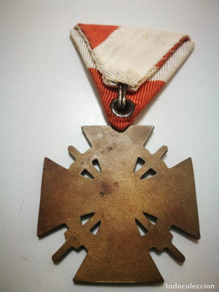 Militaria: Medalla ex Combatientes II G.M. Austria - Foto 2 - 142198122