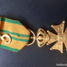 Militaria: MEDALLA HOLANDA CUATRO DIAS DE NIMEGA. Lote 142307350