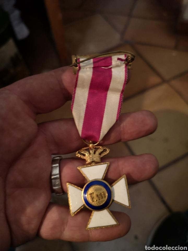 Militaria: Medalla de la Orden de San Hermenegildo - Foto 2 - 142418254
