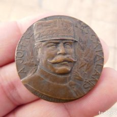 Militaria: MEDALLA A. JOFFRE LES CATALANS 1916 VOLUNTARIOS CATALANES WW1. Lote 143303210