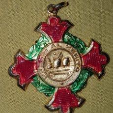 Militaria: MEDALLA ESCOLAR PREMIO AL MÉRITO REPUBLICA. Lote 143337002
