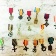 Militaria: REPRODUCCIÓN DE MEDALLAS MILITARES. Lote 143691818
