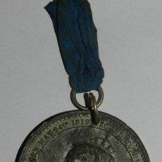 Militaria: MEDAL JUBILEE OF MAJESTYS REIGN 1887, QUEEN VICTORIA, MIDE 3,6 CMS. DE DIAMETRO.. Lote 144321102