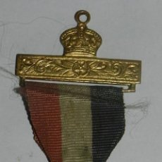 Militaria: MEDAL TO COMMEMORATE THE ALLIED VICTORY 1945, PEACE WITH HONOUR, MIDE 3 CMS. DE DIAMETRO.. Lote 144323510