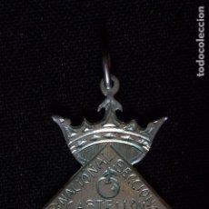 Militaria: MEDALLA XXI CONSEJO NACIONAL SECCION FEMENINA-CASTELLON ENERO 1962. Lote 145005278