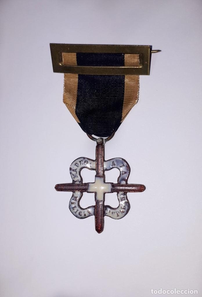 MEDALLA DE LAS MILICIAS VOLUNTARIAS DE AMADEO I (VERSIÓN OFICIALES) (Militar - Medallas Españolas Originales )