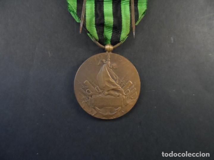 Militaria: MEDALLA AUX DES DEFENSEURS DE LA PATRIE. REPÚBLICA FRANCESA. CAMPAÑA DE LA GUERRA DE 1870-1871. RARA - Foto 5 - 146132290