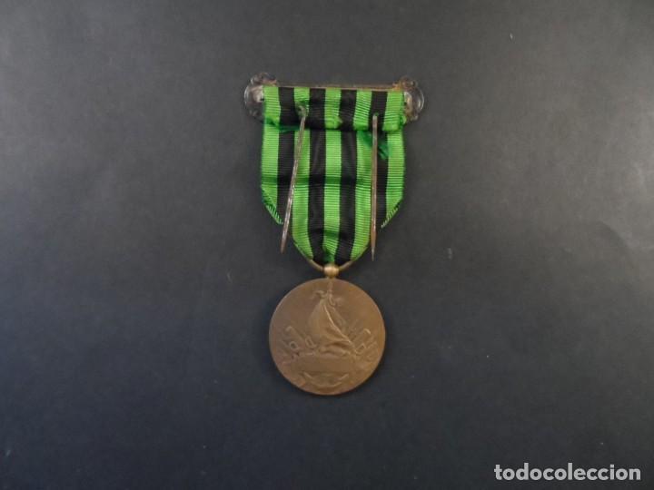 Militaria: MEDALLA AUX DES DEFENSEURS DE LA PATRIE. REPÚBLICA FRANCESA. CAMPAÑA DE LA GUERRA DE 1870-1871. RARA - Foto 6 - 146132290