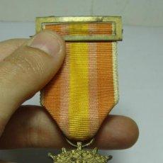 Militaria: ANTIGUA MEDALLA MILITAR. IFNI SAHARA. PARA TROPA. ÉPOCA DE FRANCO.. Lote 146291754