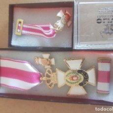 Militaria: MEDALLA MERITO POLICIA MUNIPAL DE CEUTA. Lote 146392746