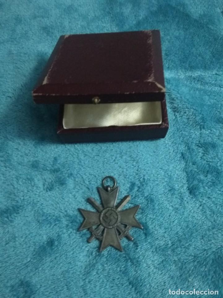 CRUZ DE HIERRO 2 GUERRA MUNDIAL (Militar - Medallas Extranjeras Originales)