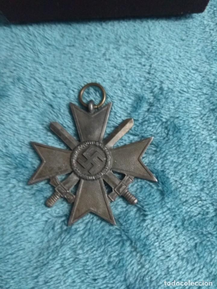 Militaria: Cruz de hierro 2 guerra mundial - Foto 2 - 146793362