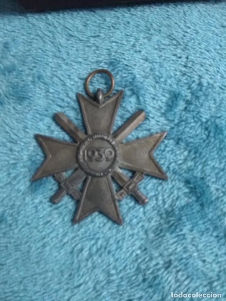 Militaria: Cruz de hierro 2 guerra mundial - Foto 3 - 146793362