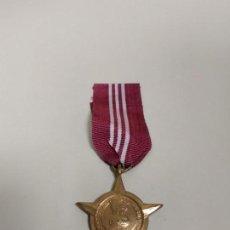 Militaria: J- MEDALLA INDIA AÑO 1971 PASHCHIMI STAR DIAMETRO APROXIMADO 3.5 CMS RARA!!. Lote 146898378